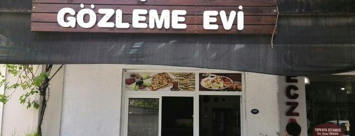 iskele Şarküteri kahvalti ve gozleme evi is one of azmi : понравившиеся места.