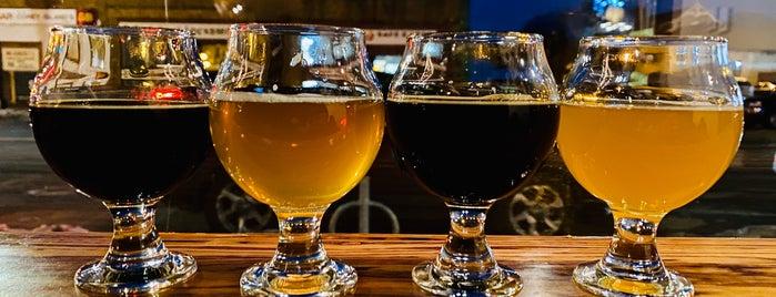 Barrel Theory Beer Company is one of Ben : понравившиеся места.