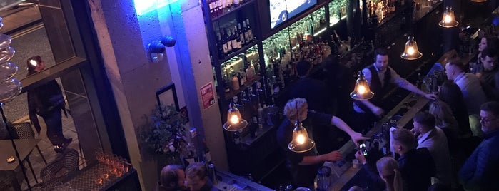 Manahatta (Greek Street) is one of Leeds Top Bars & Pubs.