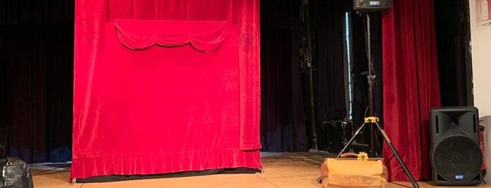 Teatro Della Memoria is one of milano.