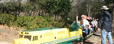 Descanso Gardens Enchanted Railroad is one of Christopherさんの保存済みスポット.
