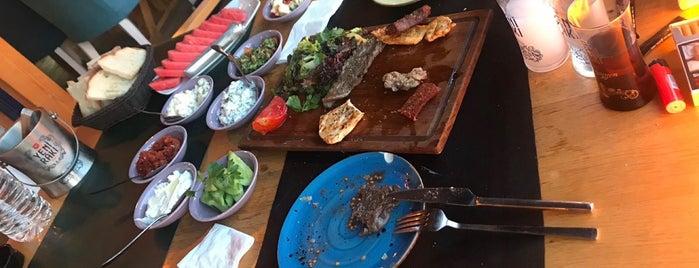 Mastika Restaurant is one of Orte, die Ece gefallen.