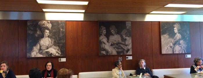 Cafetaria da Fundação Gulbenkian is one of Orte, die Kat gefallen.