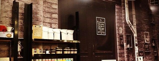 Coffee Hit is one of Orte, die Kat gefallen.