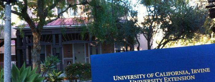 University of California, Irvine Extension is one of Farouq 님이 좋아한 장소.