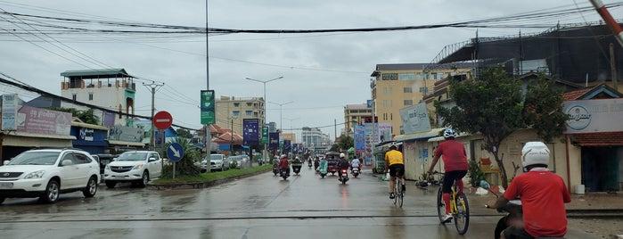 Cambodia is one of Locais curtidos por Masahiro.