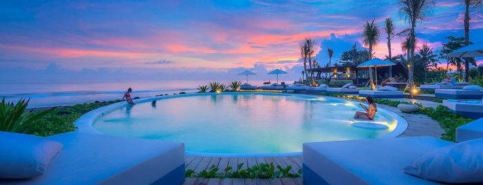 Komune Resort and Beach Club is one of Bali.