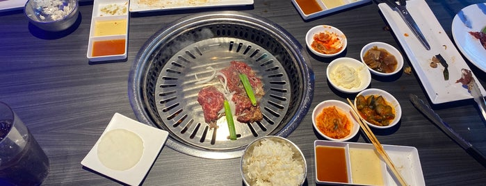 Gen Korean BBQ House is one of Houston.