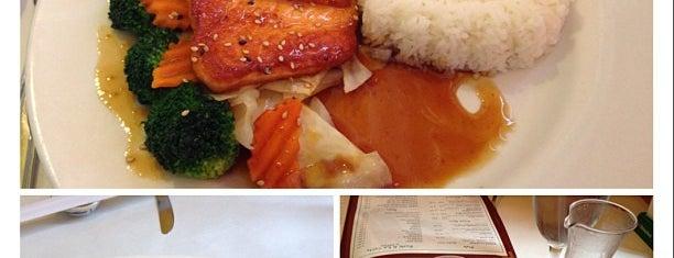 Lemongrass Sushi & Thai Restaurant is one of Lugares favoritos de Krissy.