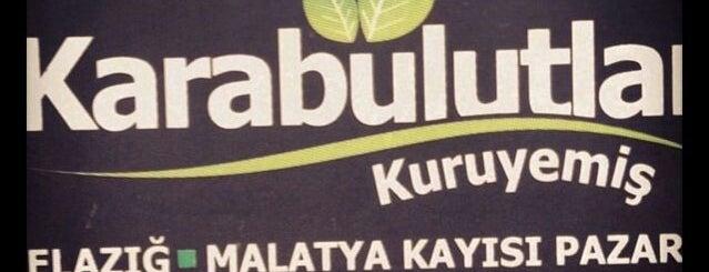 Karabulutlar kuruyemiş is one of Locais curtidos por Erkan.