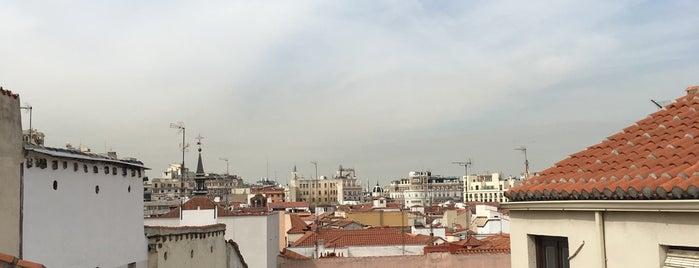 Barrio de Universidad is one of hostel.