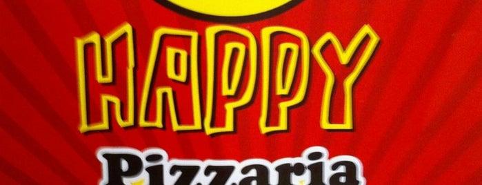 Happy Pizzaria is one of สถานที่ที่ Haron ถูกใจ.