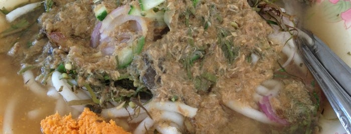Zakaria Laksa Telok Kecai is one of Rahmat 님이 좋아한 장소.