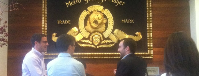 MGM HQ - Metro Goldwyn Mayer Studios is one of L.A. My Places.