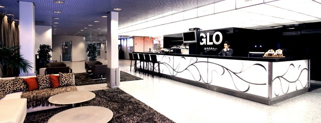 Hotel GLO Helsinki Airport is one of Places of life.