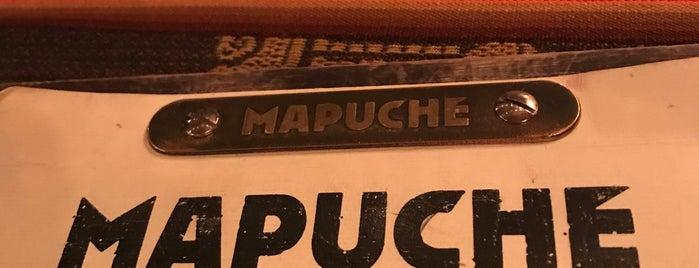 Mapuche is one of испанское/латиноамериканское.