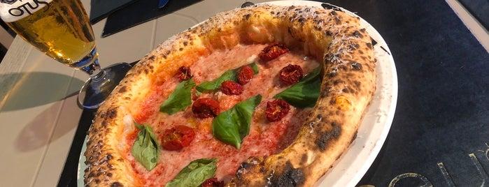 seu pizza illuminati is one of Pizzerie top.