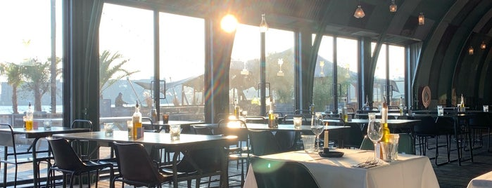 Hangar Amsterdam is one of Diner (Amsterdam).