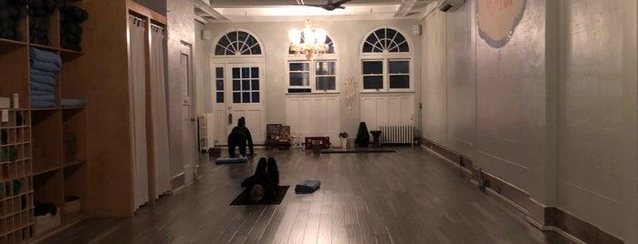 Prema Yoga is one of Brooklyn.