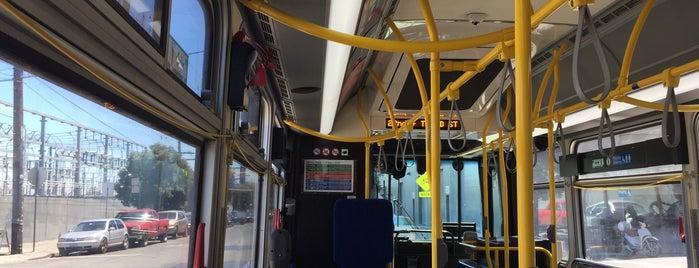 SF MUNI - 48 Quintara-24th Street is one of SF Public Transport.