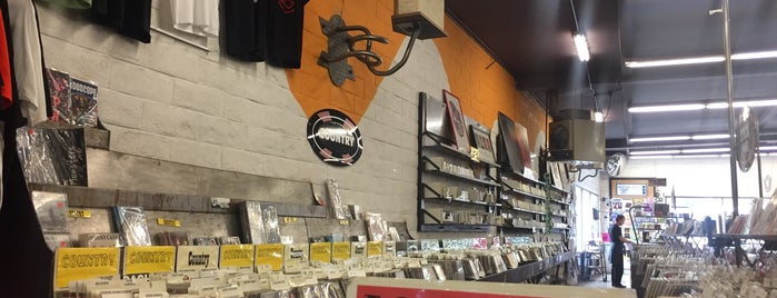 Streetlight Records is one of Record Stores.