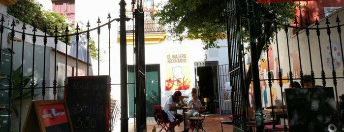 El viajero sedentario is one of Sevilla.