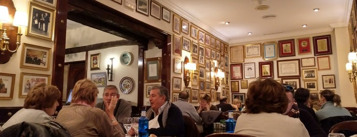 Restaurante El Faro is one of Jerez & around.