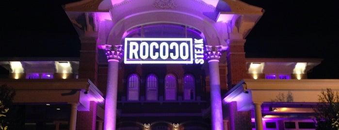 Rococo Steak is one of Tim : понравившиеся места.