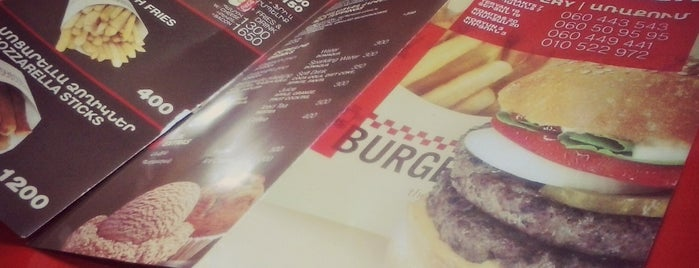 TMS Burger is one of Restaurants, Pizza Places, Fast Food Joints.