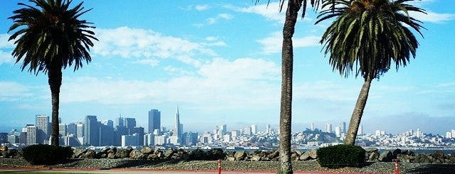 Treasure Island is one of San Francisco Bay.