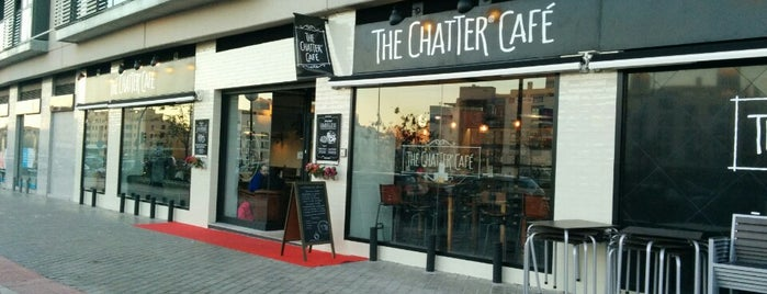 The Chatter Cafe is one of Locais curtidos por Julia.