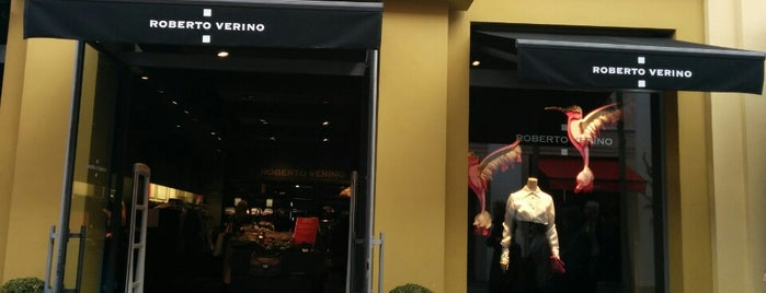 Roberto Verino Outlet is one of Sports & Fashion, I.
