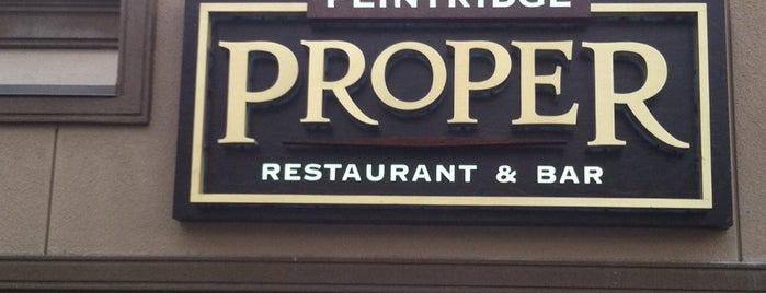 Flintridge Proper Restaurant and Bar is one of Justinさんの保存済みスポット.