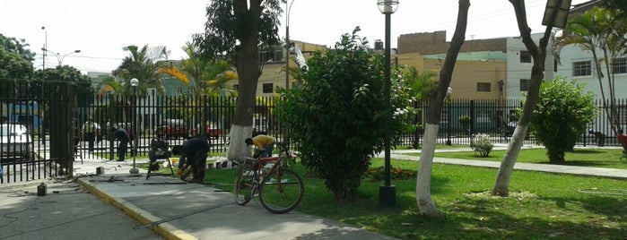 Parque Raimondi is one of สถานที่ที่ Jamhil ถูกใจ.