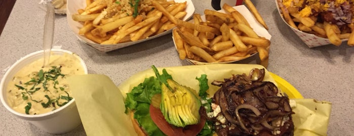 Sylvester's Burgers is one of best burger joints.