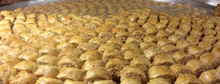 Abla's Pastry is one of To-do - Restaurants & Bars.