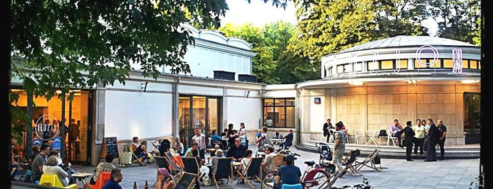 Cafe Iluzja is one of Hipster Places in Warsaw.