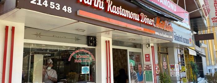 Tarihi Kastamonu Dönercisi Naila is one of 2019 Turu.