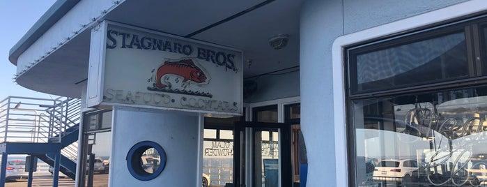 Stagnaro Bros. is one of Posti che sono piaciuti a Odile.