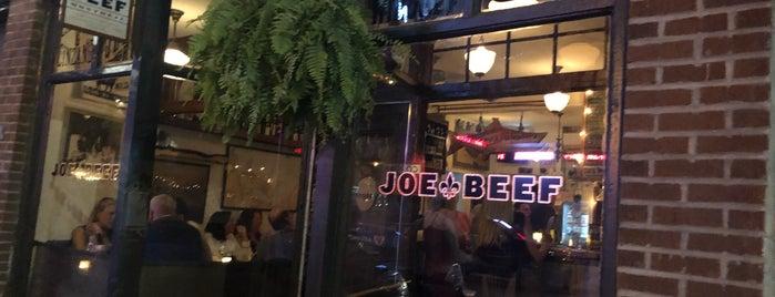 Joe Beef is one of Odile : понравившиеся места.