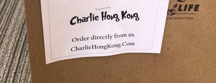 Charlie Hong Kong is one of Posti che sono piaciuti a Odile.