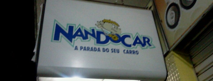 Nandocar is one of Locais curtidos por Felipe.