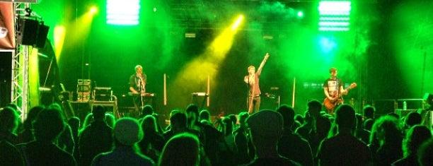 Freefall Festival is one of Orte, die Markus gefallen.