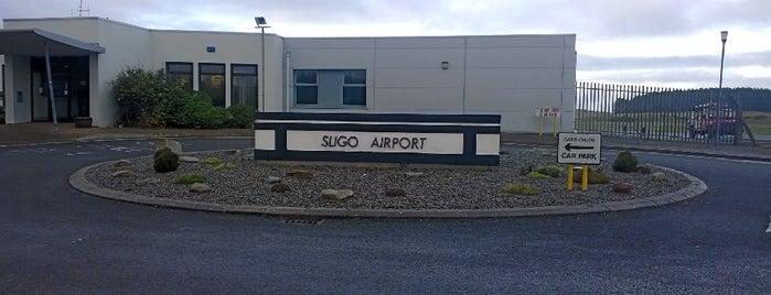 Sligo Airport is one of UK & Ireland Airports.