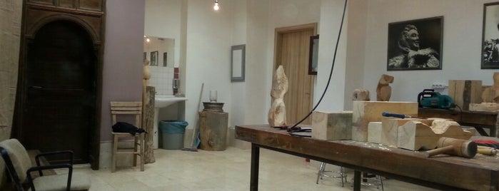 S.U. Güzel Sanatlar Fakültesi Ahşap Atölyesi is one of Orte, die Gzm🌼 gefallen.