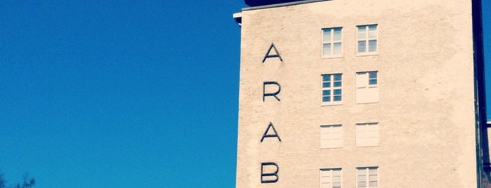 Arabiakeskus is one of Places I have been 3.