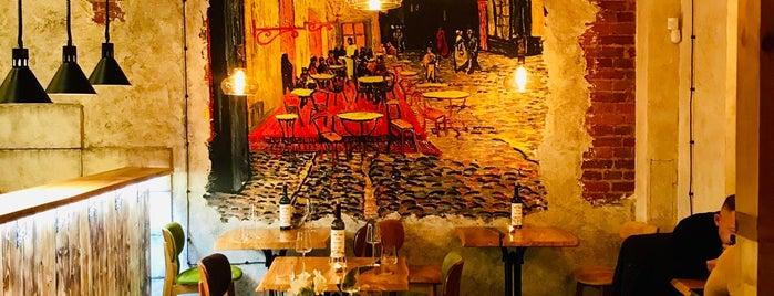 Wine Gogh is one of Lugares favoritos de Olga.