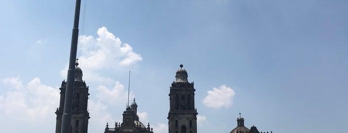 Mexico En El Corazon De Mexico is one of Locais curtidos por andRux.