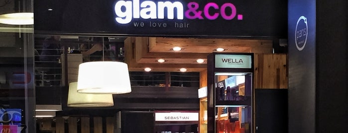 Glam & Co. is one of rafaさんのお気に入りスポット.