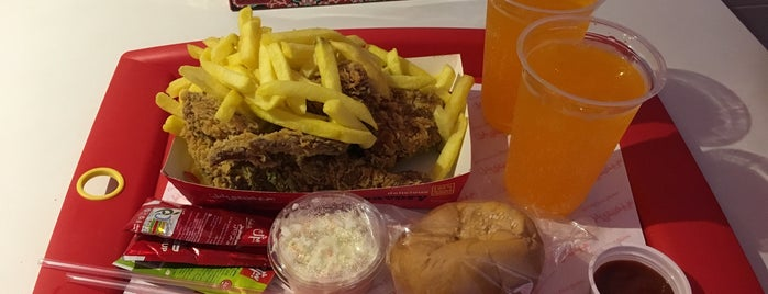 KFC | کی اف سی is one of Lugares favoritos de Bahador.
